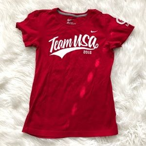 Nike Olympic Red T-shirt